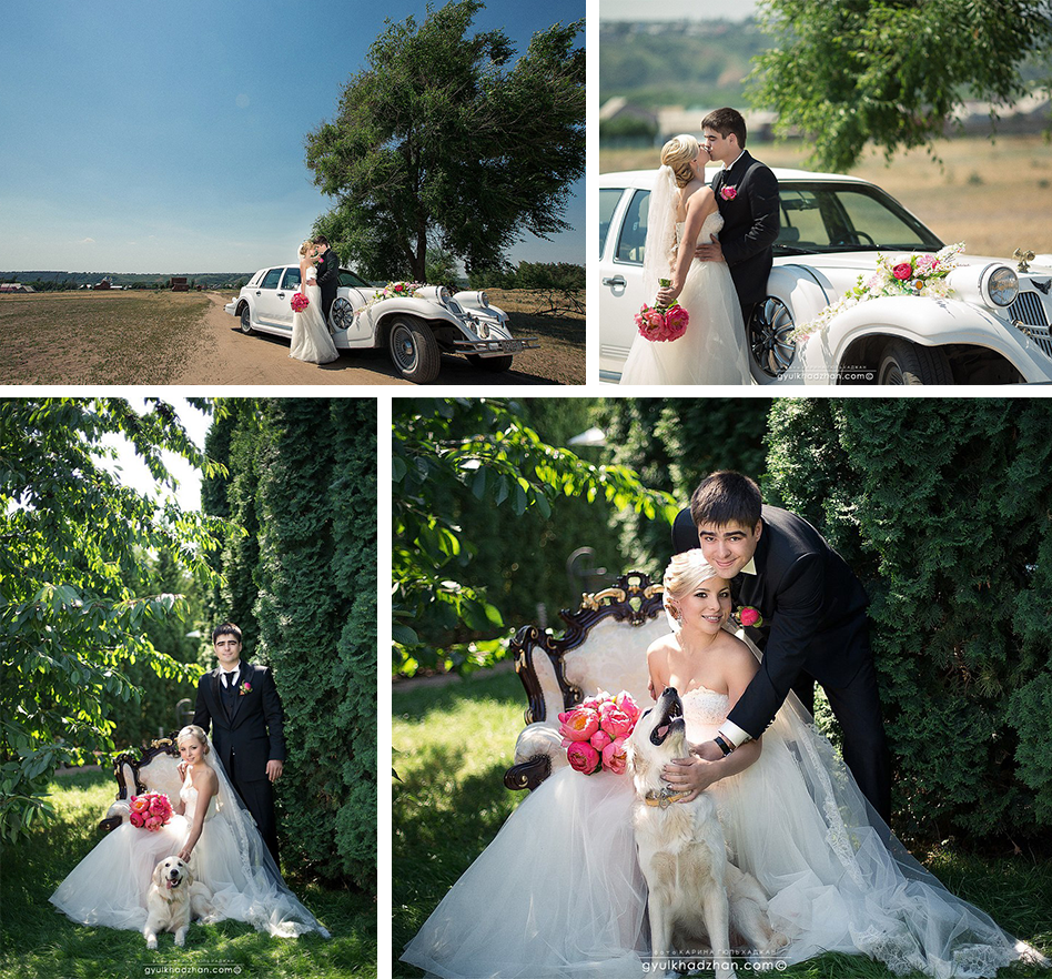Свадьба Антона и Натальи