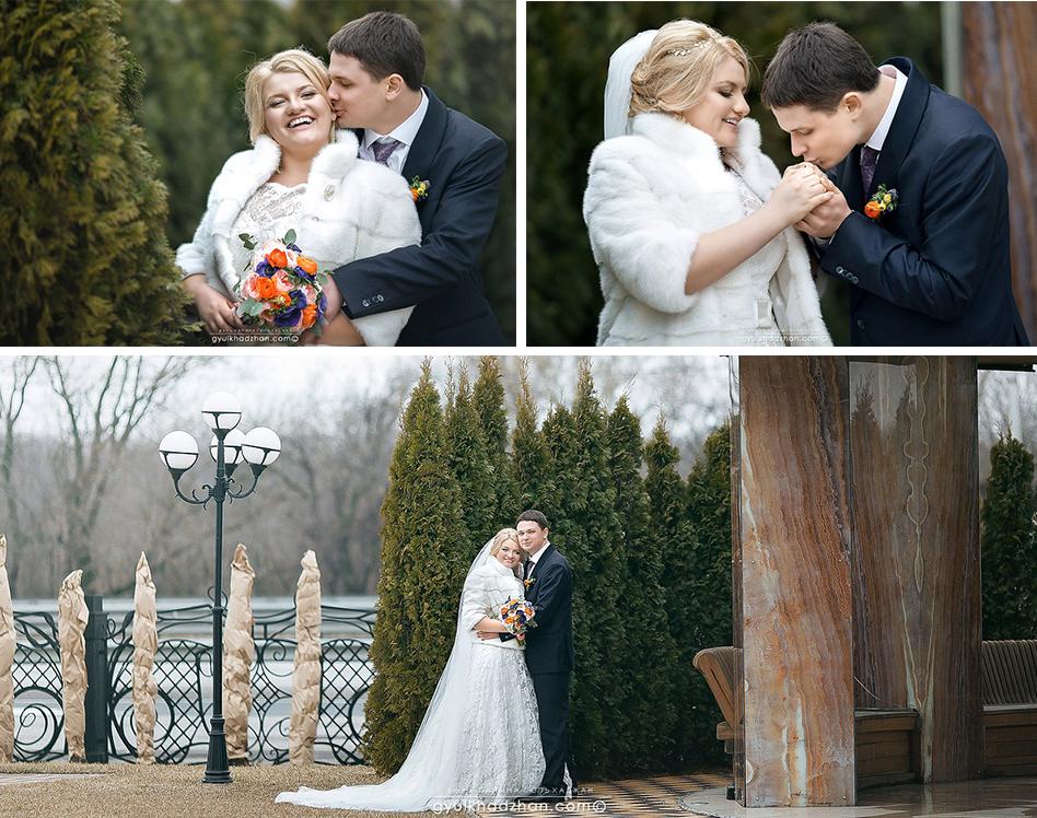 Идеальная свадьба Дмитрия и Анны