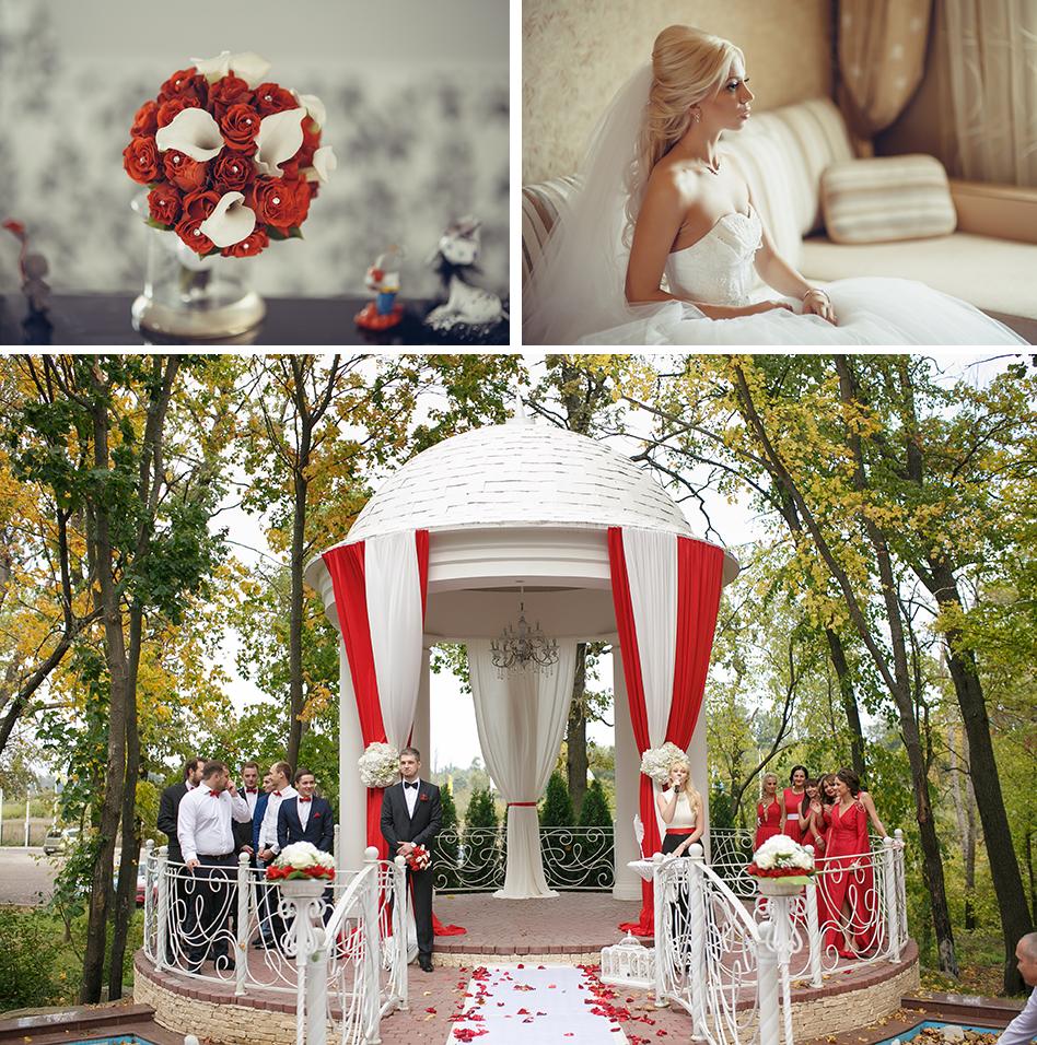 Свадьба Ярославы и Марка