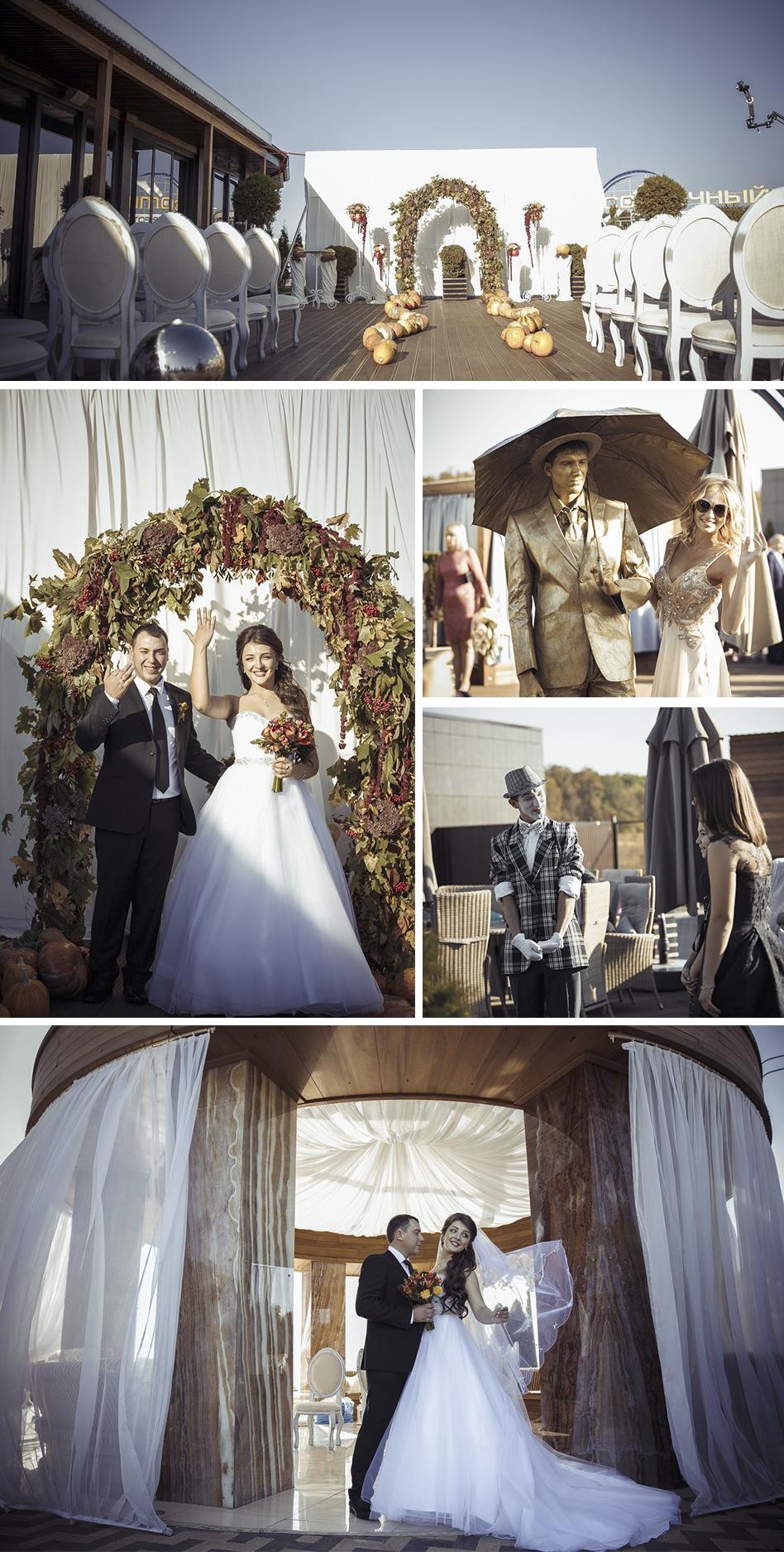 Свадьба Романа и Марии