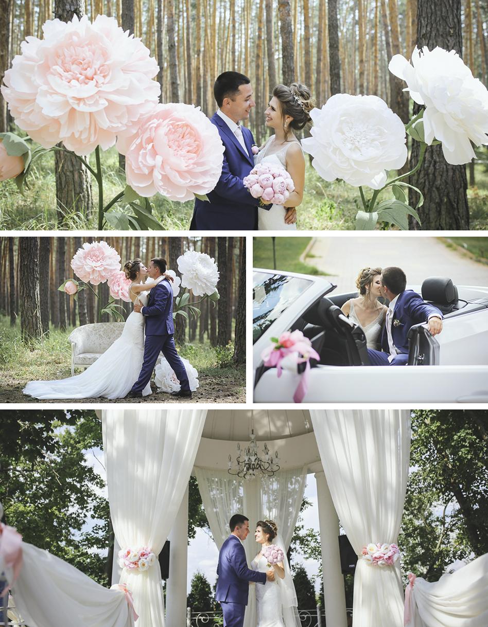 свадьба Ильи и Ирины