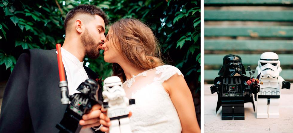 Режиссёрские свадьбы набирают популярность