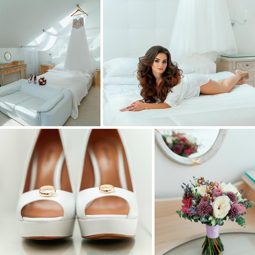 Идеальная свадьба Алексея и Кристины