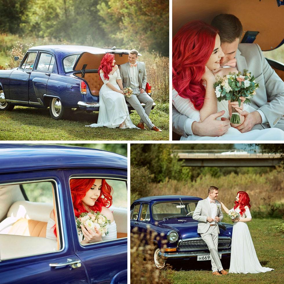 Свадьба Максима и Марины