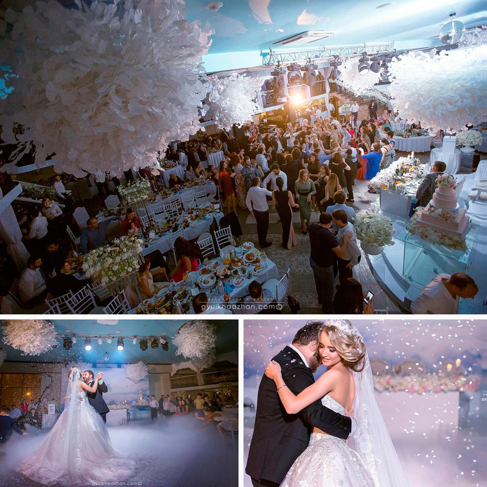Свадьба Шалва и Вика