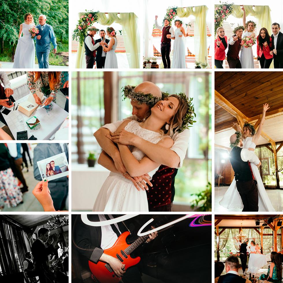 Идеальная свадьба Алексея и Дарьи