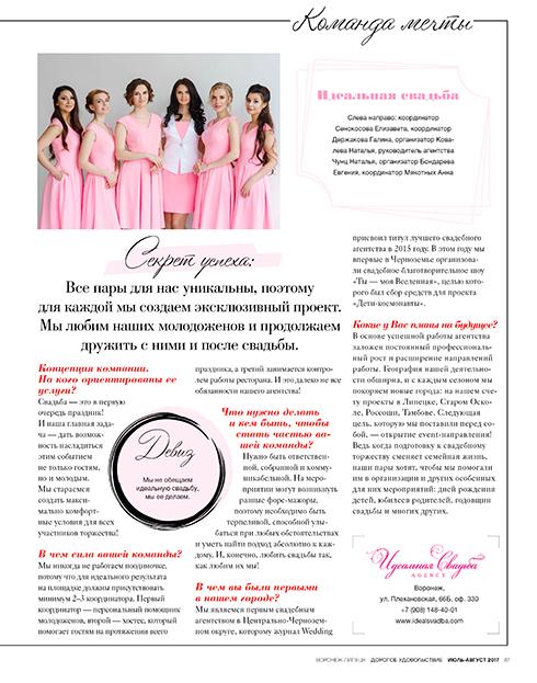 «Дорогое удовольствие» Воронеж