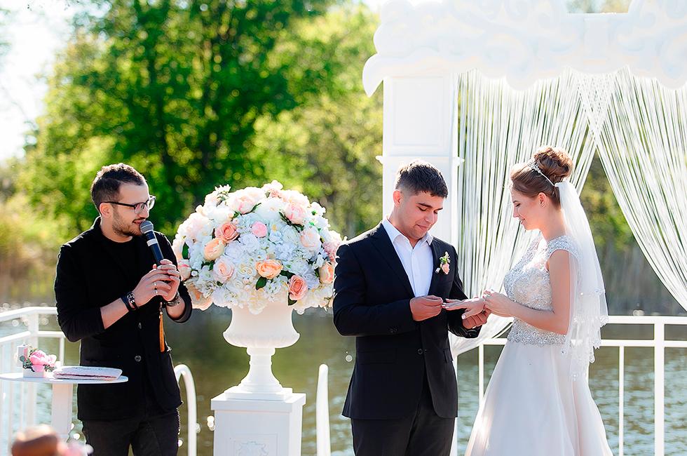 Идеальная свадьба Дениса и Марии