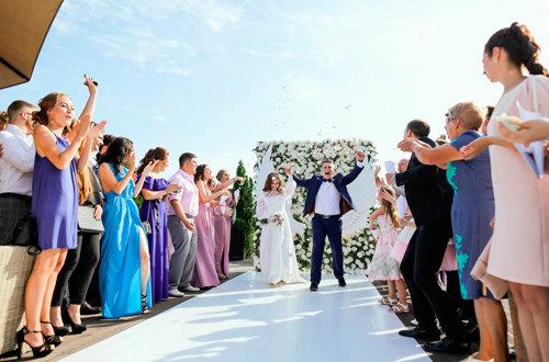 Свадьба в воскресенье
