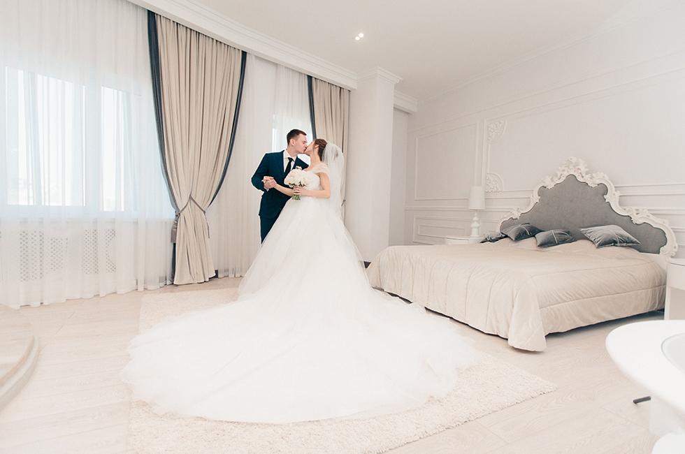Идеальная свадьба Владислава и Ирины