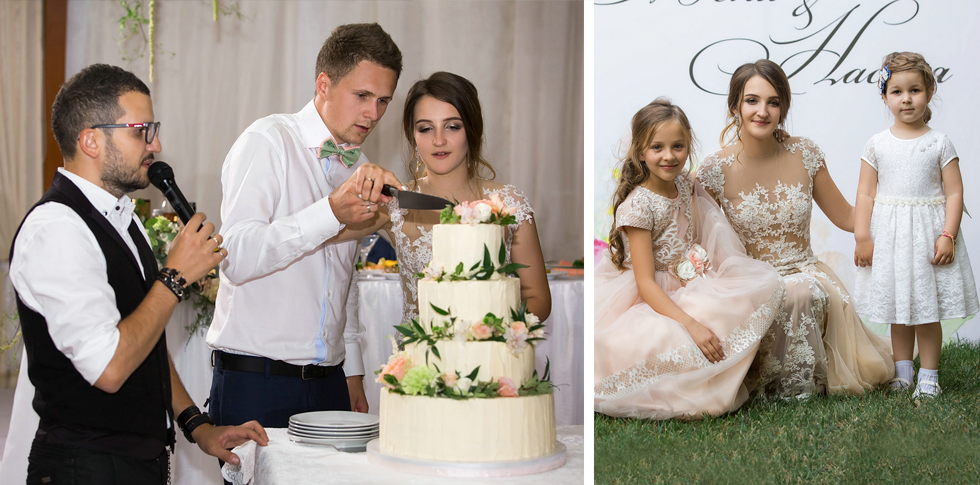 Идеальная свадьба Евгения и Анастасии