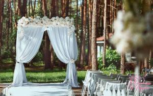 Свадьба в стиле классика