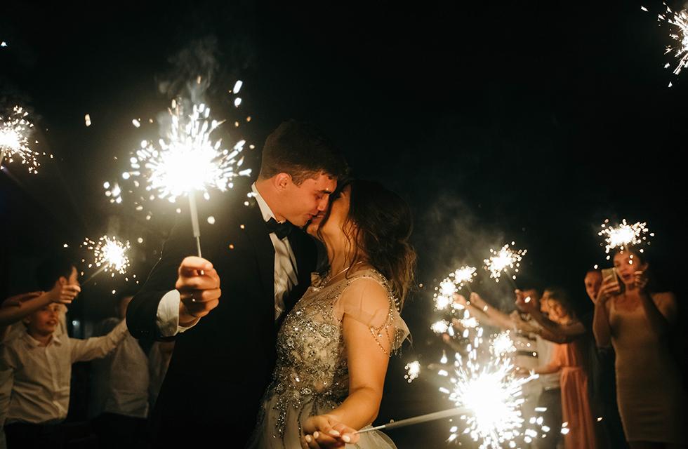 Идеальная свадьба Виталия и Дианы