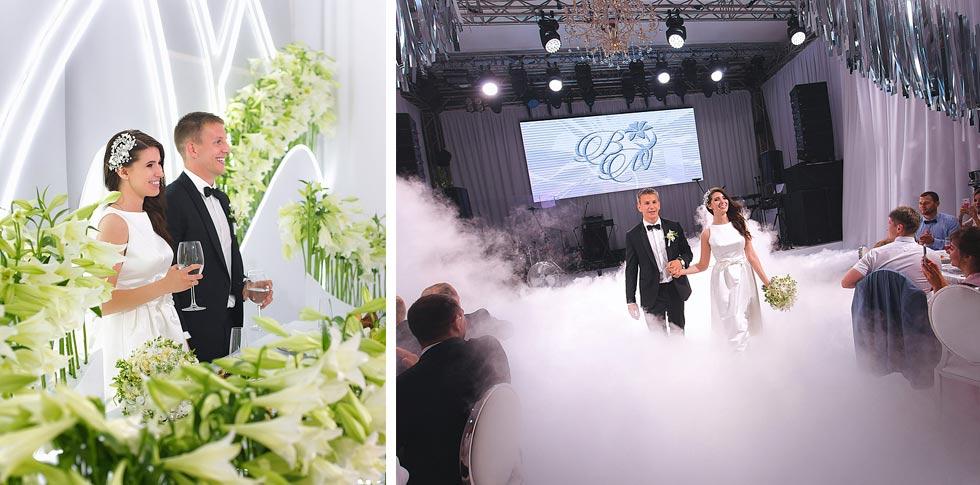 Свадьба Владимира и Лилии