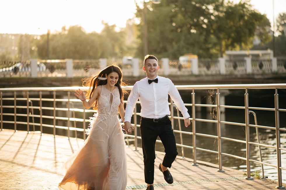 Свадьба Анны и Леонида