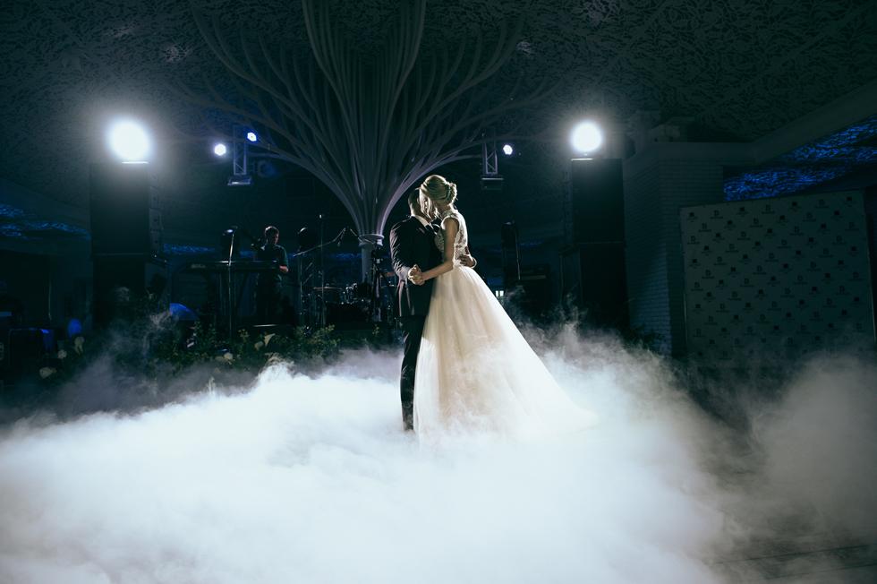 Идеальная свадьба Павла и Кристины