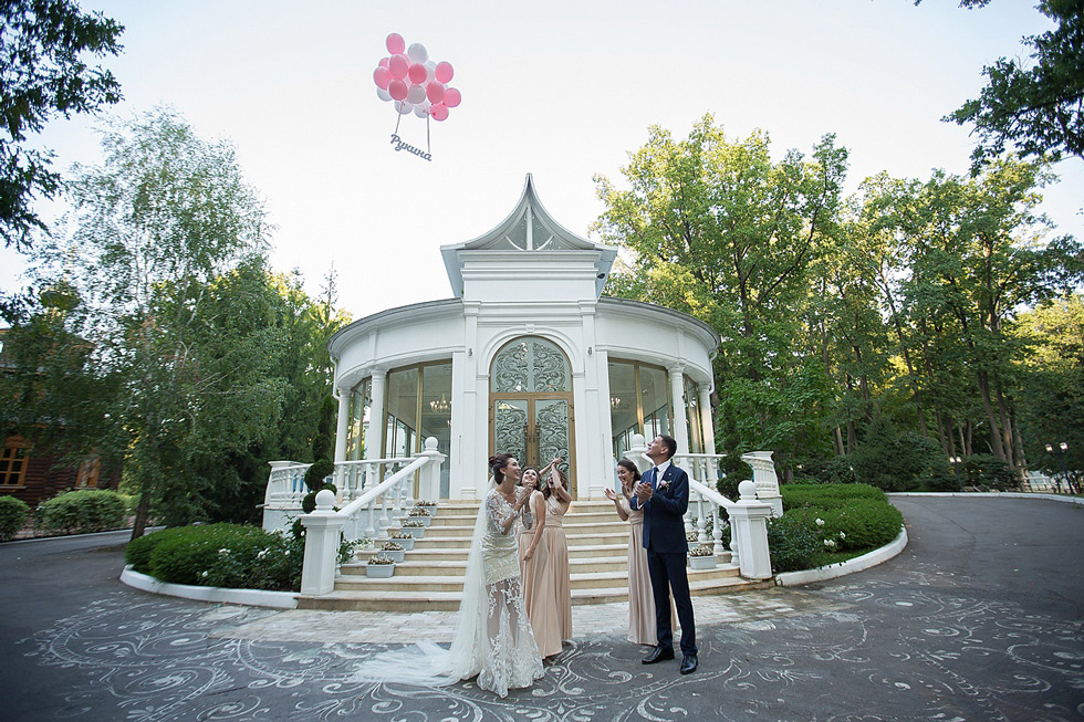 Свадьба Владислава и Юлии