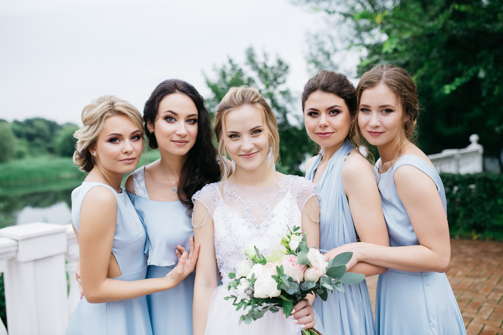 Идеальная свадьба Александра и Юлии