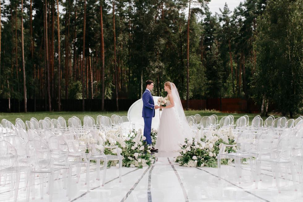 Идеальная свадьба Евгения и Кристины