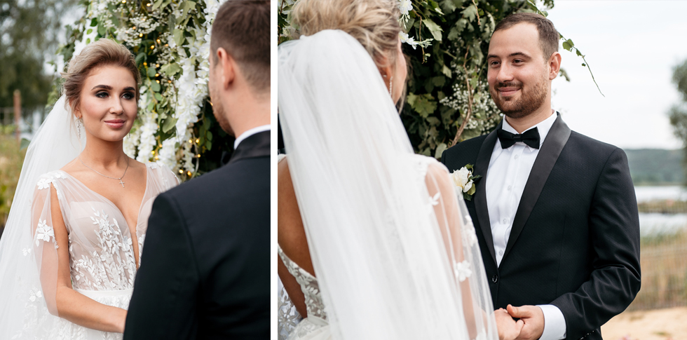 Идеальная свадьба Александры и Андрея