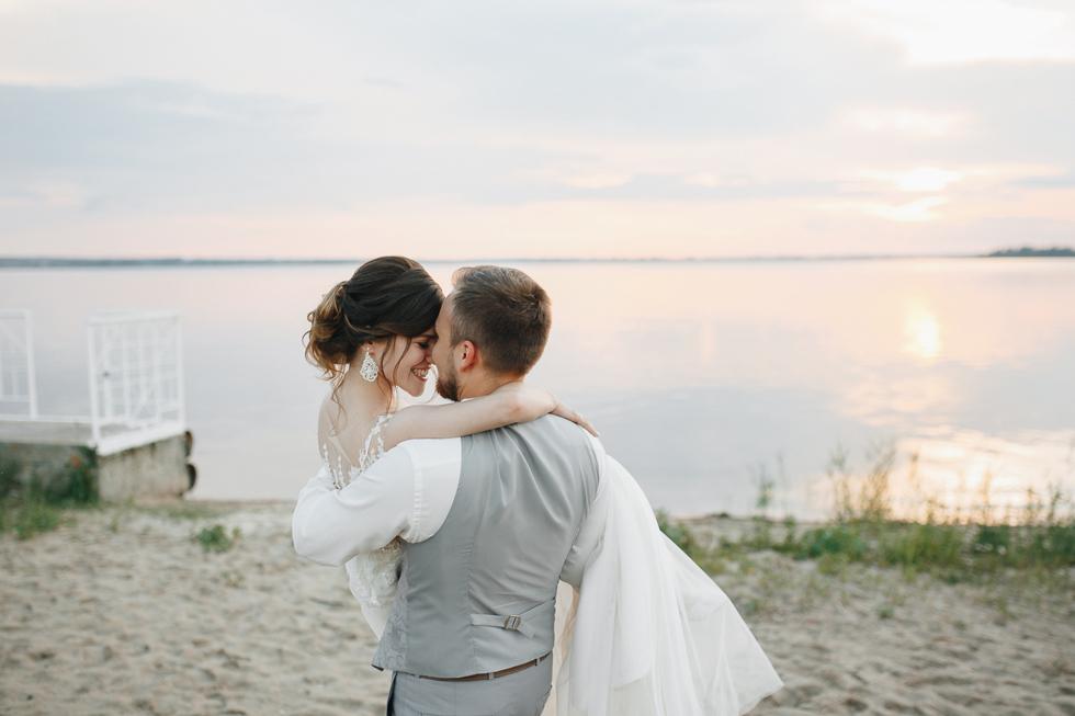 Идеальная свадьба Ильи и Насти