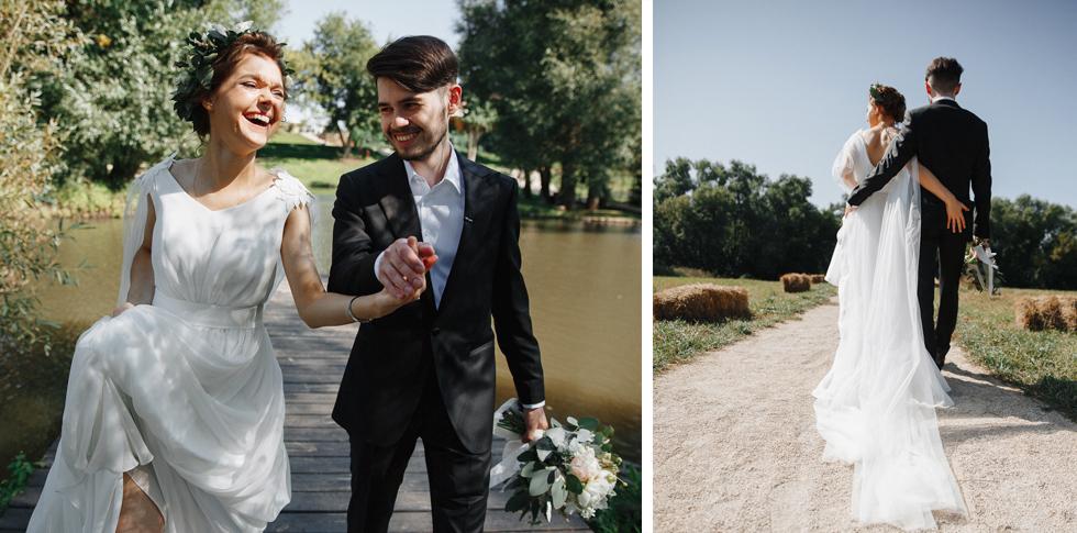 Идеальная свадьба Дмитрия и Марии