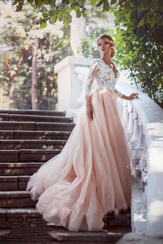 Цветные платья