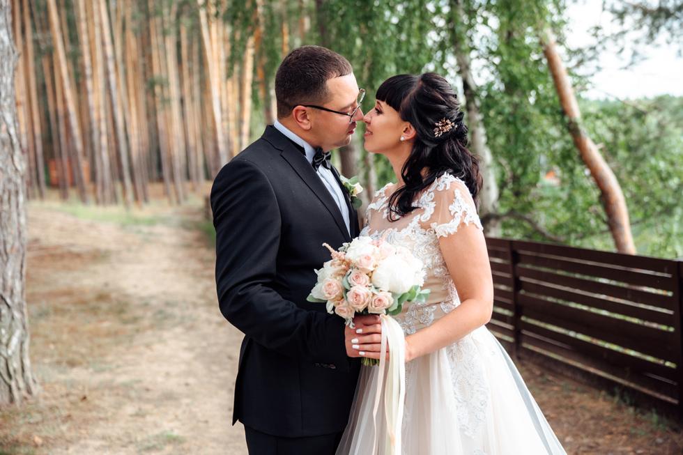Идеальная свадьба Павла и Виктории 20.07.2018