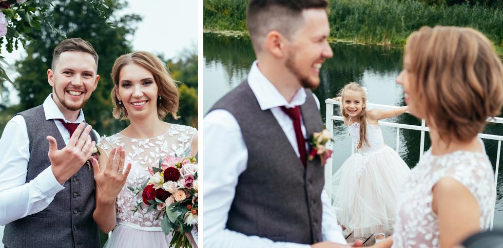 Идеальная свадьба Игоря и Дарьи