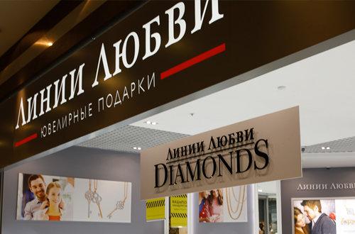Открытие «Линии Любви» в ТЦ «Галерея Чижова»