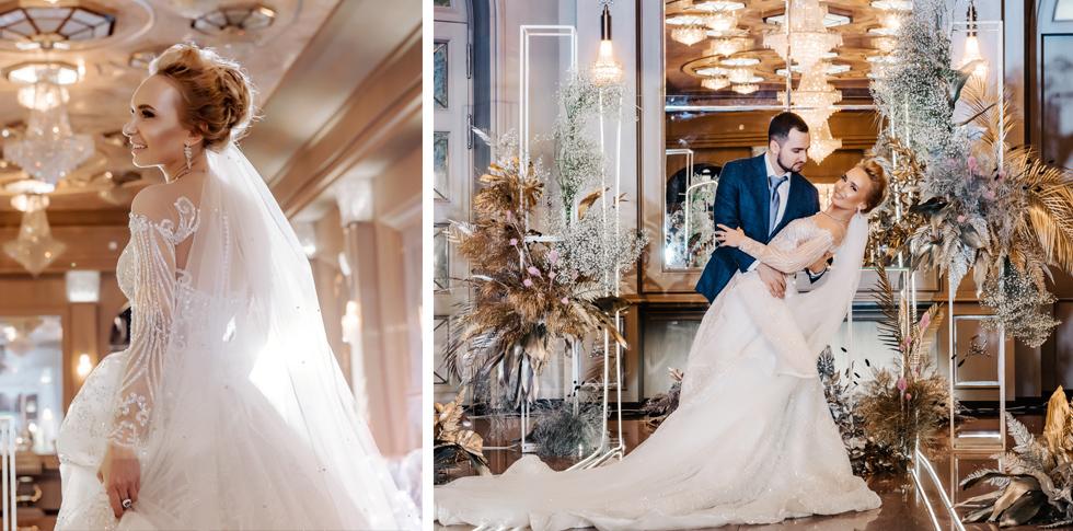 Идеальная свадьба Михаила и Анны 02.03.19