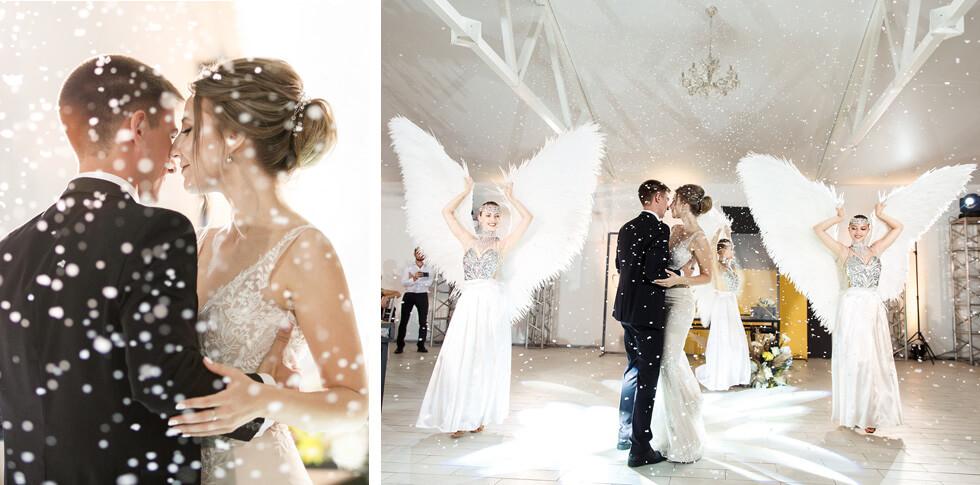 Идеальная свадьба Александра и Регины