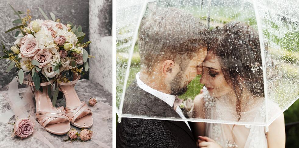 Идеальная свадьба Александра и Алёны