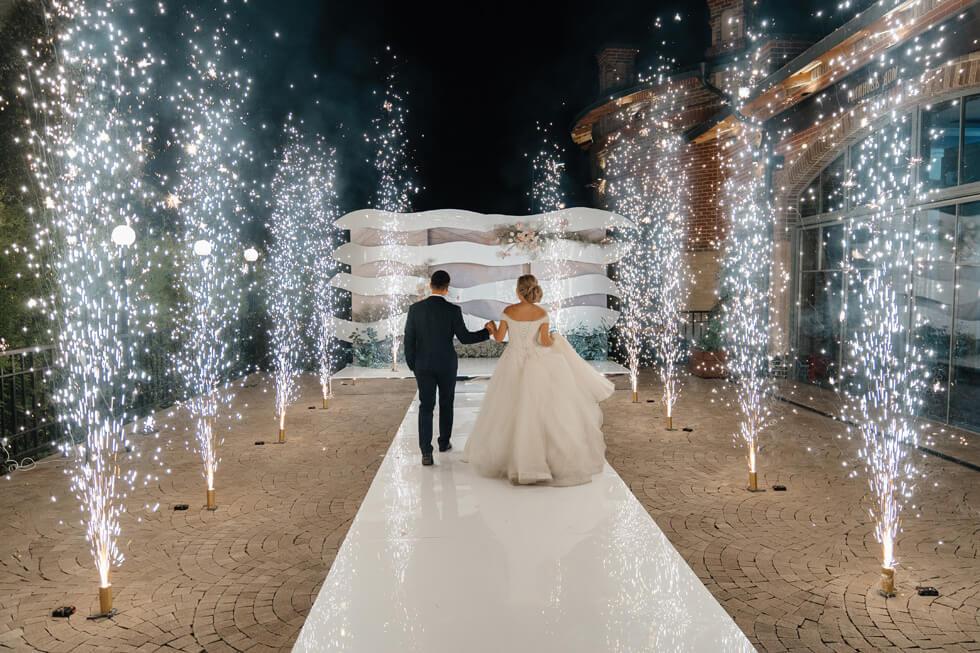 Идеальная свадьба Михаила и Екатерины