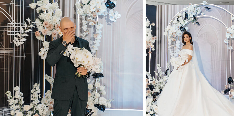 Идеальная свадьба Тимура и Сати
