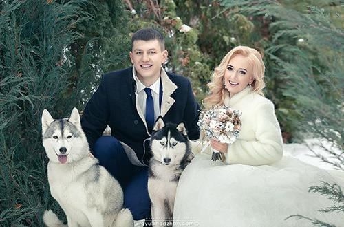 Максим и Екатерина 16.01.16