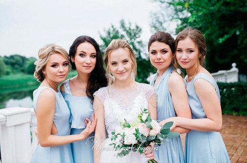 Как подружки невесты могут помочь при подготовке свадьбы?