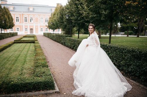 Топ-5 локаций для свадебной съемки в Воронеже